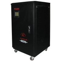 Однофазный стабилизатор напряжения электромеханического типа Ресанта ACH-30000/1-ЭМ