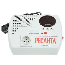 Однофазный цифровой настенный стабилизатор напряжения Ресанта ACH-500Н/1-Ц