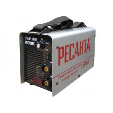 Сварочный инверторный аппарат Ресанта САИ-160 + сварочные краги и электроды в подарок!
