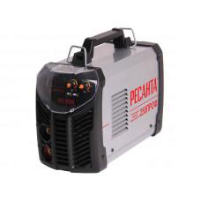 Сварочный инверторный аппарат Ресанта САИ-250ПРОФ + сварочные краги и электроды в подарок!