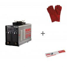 Сварочный инверторный аппарат Ресанта САИ-315 + сварочные краги и электроды в подарок!