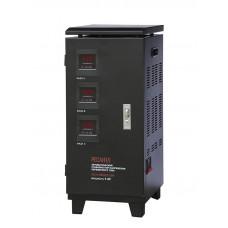Трехфазный стабилизатор электромеханического типа Ресанта ACH-6000/3-ЭМ