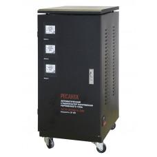 Трехфазный стабилизатор электромеханического типа Ресанта ACH-20000/3-ЭМ