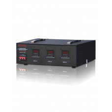 Трехфазный стабилизатор электромеханического типа Ресанта АСН-3000/3-ЭМ