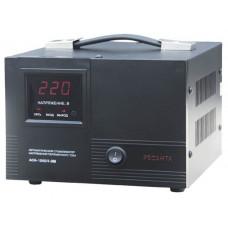 Однофазный стабилизатор напряжения электромеханического типа Ресанта ACH-1000/1-ЭМ
