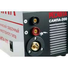 Полуавтоматический сварочный аппарат инверторного типа Ресанта САИПА-200