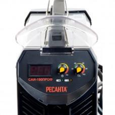 Сварочный инверторный аппарат Ресанта САИ-190ПРОФ