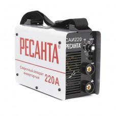 Сварочный инверторный аппарат Ресанта САИ-220