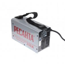 Сварочный инверторный аппарат Ресанта САИ-250 в кейсе