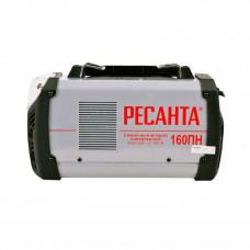 Сварочный инверторный аппарат работающий при пониженном напряжении Ресанта САИ-160ПН