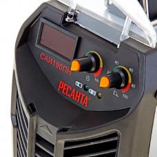 Сварочный инверторный аппарат работающий при пониженном напряжении Ресанта САИ-190ПН