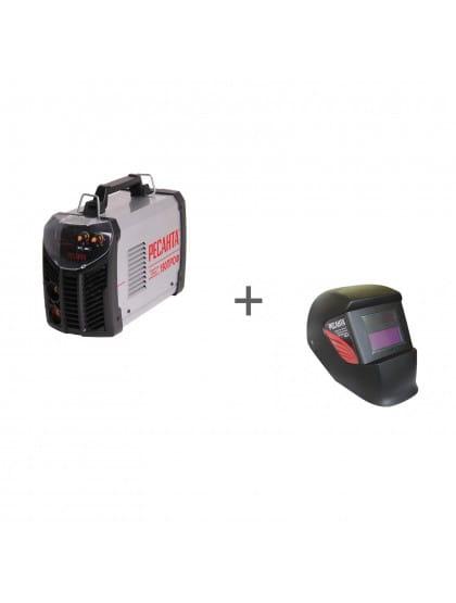 Сварочный инверторный аппарат САИ-190ПРОФ + маска МС-4