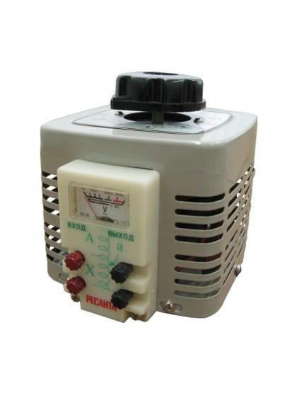Автотрансформатор Ресанта ТР/0,5 (TDGC2-0,5)
