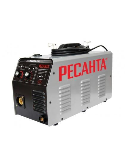 Полуавтоматический сварочный аппарат инверторного типа САИПА-200