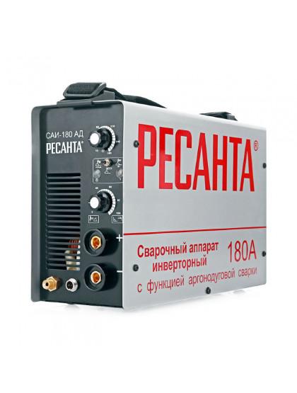 Сварочный инверторный аппарат Ресанта САИ-180АД