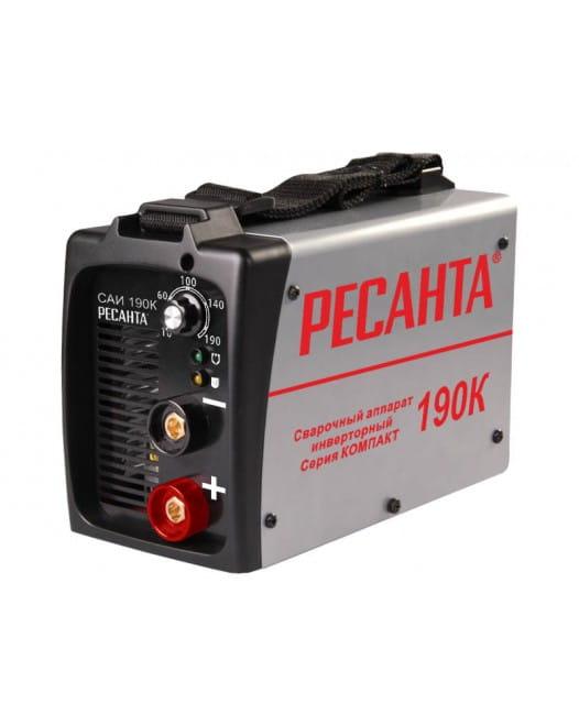 Сварочный инверторный аппарат серии КОМПАКТ САИ-190К
