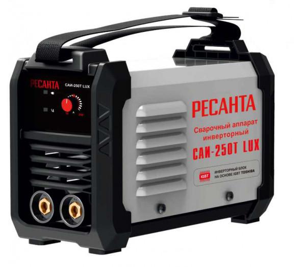 Сварочный инверторный аппарат Ресанта САИ-250T LUX