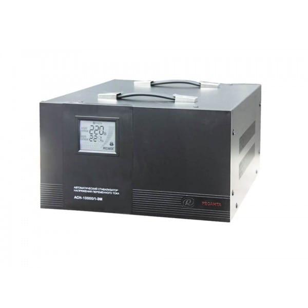 Однофазные стабилизаторы электромеханического типа