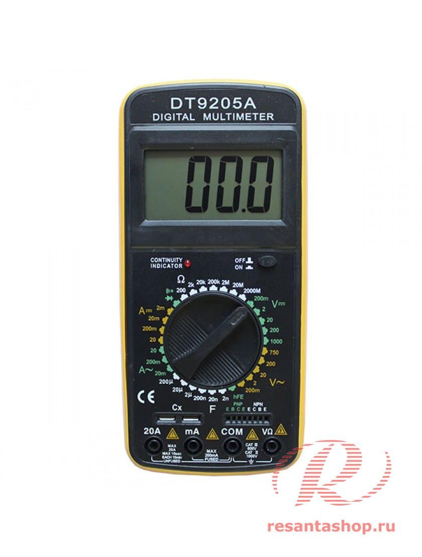 DT9205A 61/10/506 в фирменном магазине РЕСАНТА
