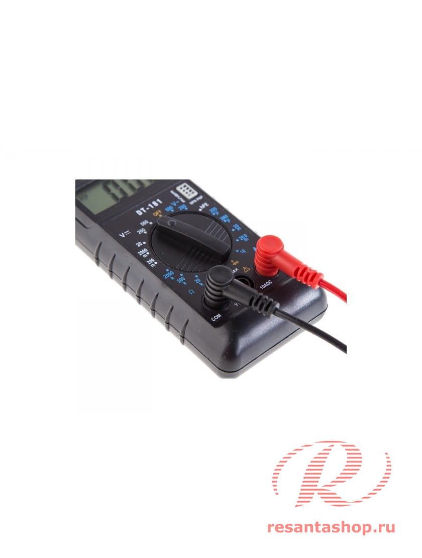 Мультиметр Ресанта DT181