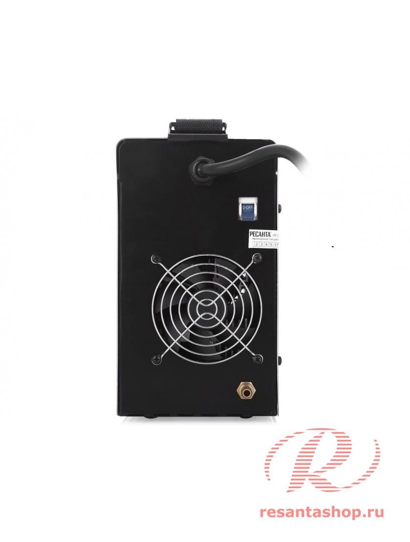 Сварочный инверторный аппарат Ресанта САИ-230 АД