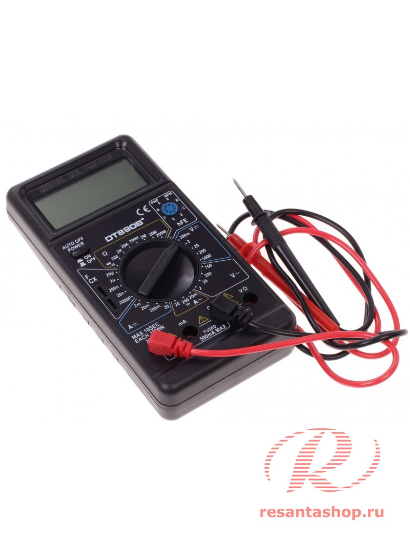 Мультиметр Ресанта DT890B+