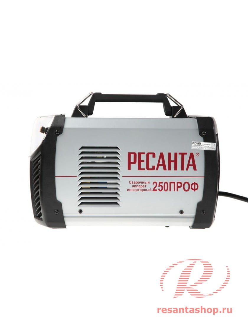 Сварочный инверторный аппарат Ресанта САИ-250ПРОФ