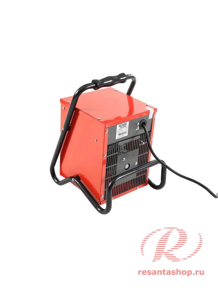 Электрическая тепловая пушка Ресанта ТЭП-2000