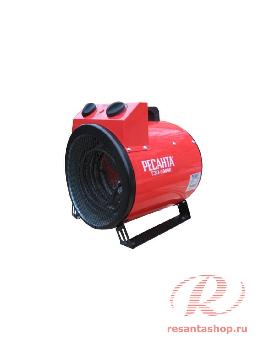 Электрическая тепловая пушка Ресанта РЕСАНТА ТЭП-5000К