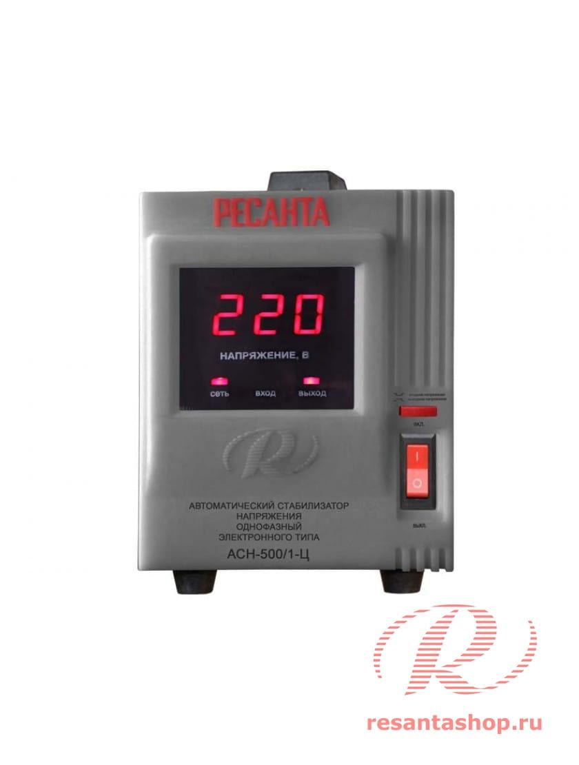 Электронный стабилизатор напряжения 220