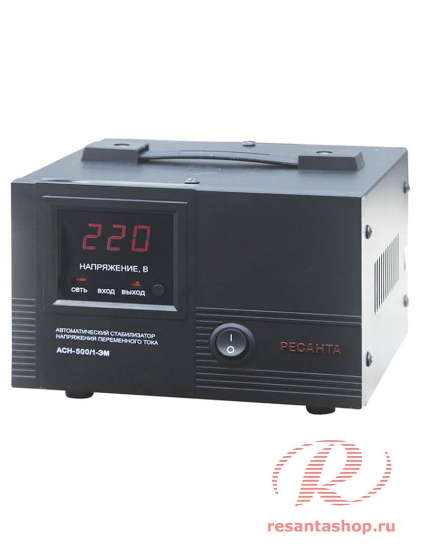 ACH-500/1-ЭМ 63/1/1 в фирменном магазине РЕСАНТА