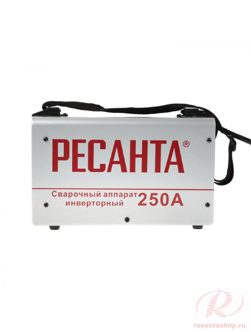 Сварочный инверторный аппарат Ресанта САИ-250